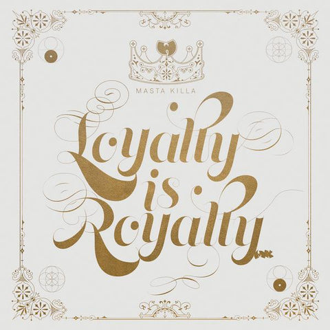 Masta Killa - Loyalty Is Royalty 2LP