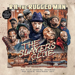 R.A. The Rugged Man - The Slayers Club (Saw Blade 10-Inch)