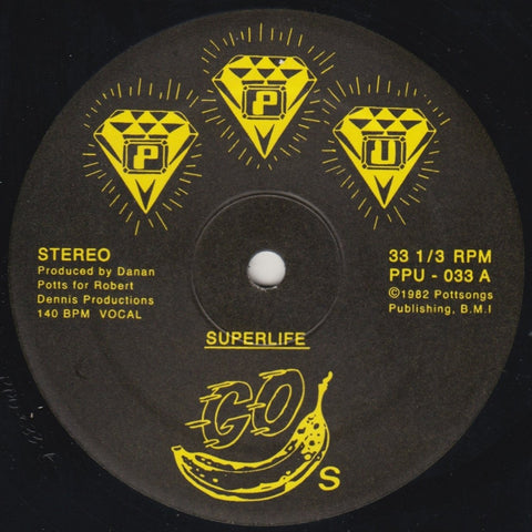 Superlife - Go Bananas 12-Inch
