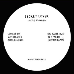 Secret Lover - Lost & Found EP