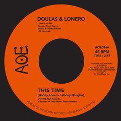 Douglas & Lenore - This Time 7-Inch