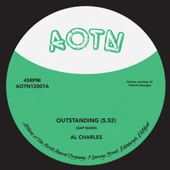 Al Charles - Outstanding 12-Inch