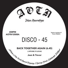Jean & Trevor - Back Together 12-Inch