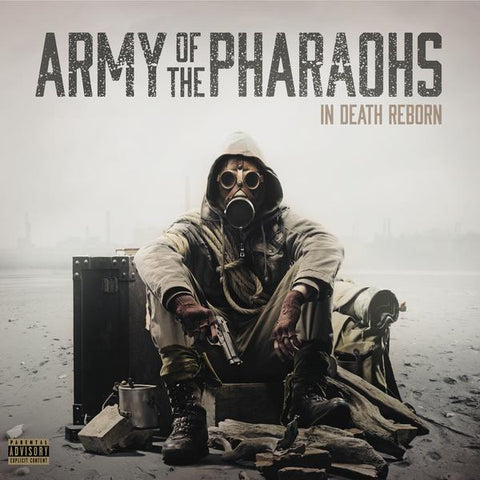 Army Of The Pharoahs - In Death Reborn 2LP (Green Vinyl)