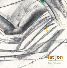 Fat Jon - God's Fifth Wish LP (Yellow Vinyl)