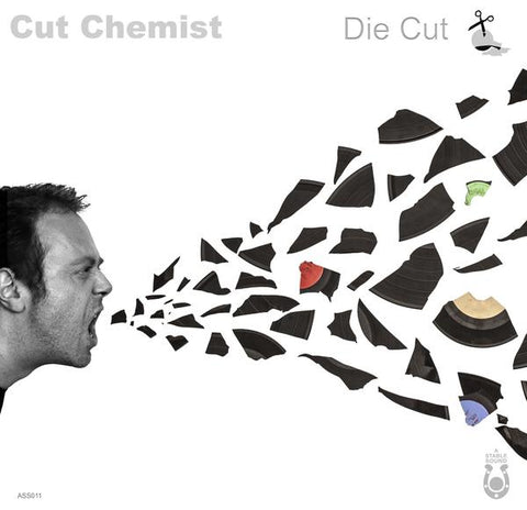 Cut Chemist - Die Cut 2LP