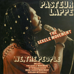 Pasteur Lappe - We The People LP