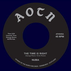 Nubia - Time Is Right 7-Inch