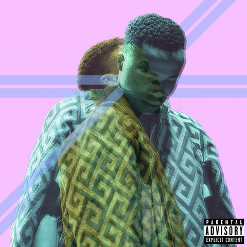 Allan Kingdom - Lines LP (Baby Blue Vinyl)
