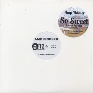 Amp Fiddler - So Sweet 12-Inch