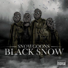 Snowgoons - Black Snow 2LP