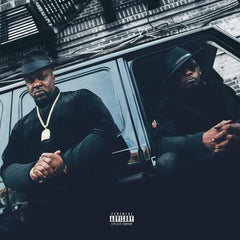 Smoke DZA x Pete Rock - Don't Smoke Rock LP (Turquoise Vinyl)