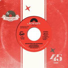 Jorun Bombay – Revisiting The Sunshine / Funky Sensation – 2nd Press 7-Inch