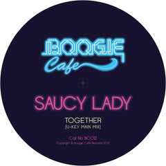 Saucy Lady - Together 12-Inch EP