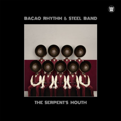 Bacao Rhythm & Steel Band - The Serpent's Mouth LP