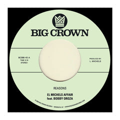 El Michels Affair - Reasons 7-Inch