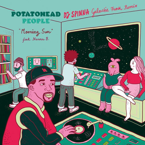 Potatohead People - Morning Sun (DJ Spinna Remix) 7-Inch