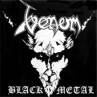 Venom - Black Metal LP