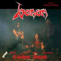 Venom - Canadian Assault LP