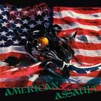 Venom - American Assault LP