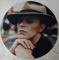 David Bowie - Hat Slipmat