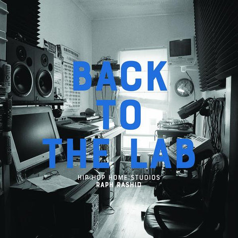 Back To The Lab - Hardcover Book