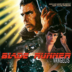 Vangelis - Blade Runner Soundtrack LP (Picture Disc)