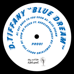 D. Tiffany - Blue Dream EP