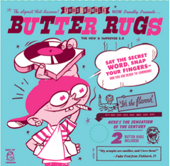 Thud Rumble - 7-Inch Butter Rugs