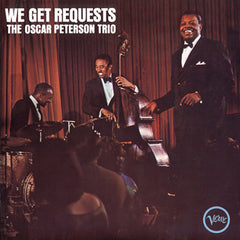 Oscar Peterson Trio - We Get Requests LP