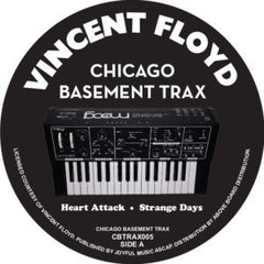 Vincent Floyd - Heart Attack EP