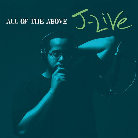 J-Live - All Of The Above 2LP