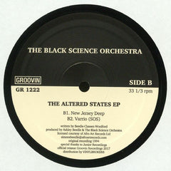 Black Science Orchestra - The Altered States EP