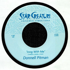 Donnell Pitman - Joog With Me 7-Inch