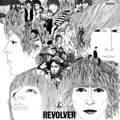 The Beatles - Revolver LP (180g)