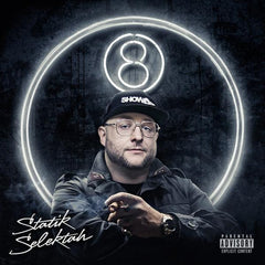 Statik Selektah - 8 2LP + Download