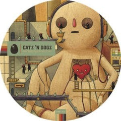 Catz N Dogz - The Feelings Factory EP