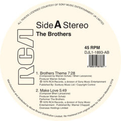 Brothers - Brothers Theme 12-Inch