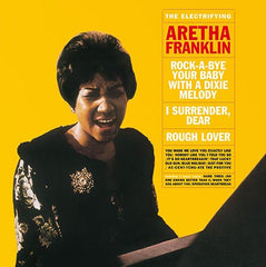 Aretha Franklin - Electrifying LP
