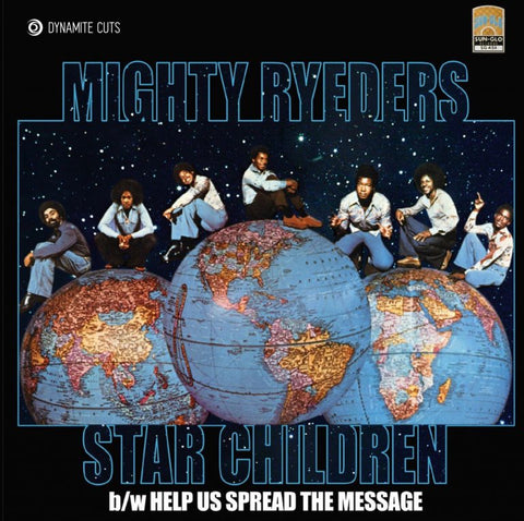 Mighty Ryeders - Star Children 7-Inch