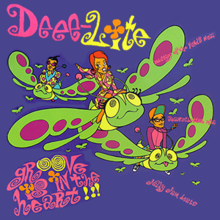 Deee-Lite - Groove Is In The Heart EP