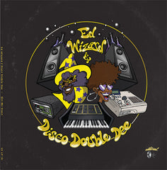 Ed Wizard & Disco Double Dee - Slo-Mo Disco LP
