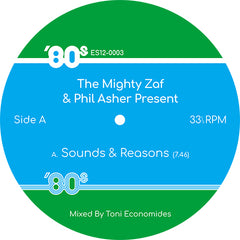 Mighty Zaf & Phil Asher - 80s Edits Vol 3 EP