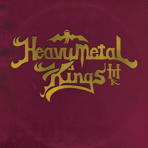 Heavy Metal Kings - The Wages Of Sin b/w Dominant Frequency 7-Inch