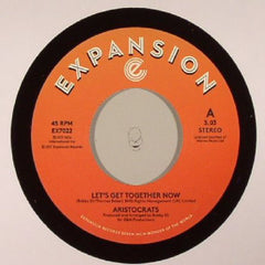 Aristocrats - Let's Get Together Now 7-Inch