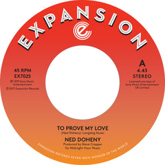 Ned Doheny - To Prove My Love / Guess 7-Inch