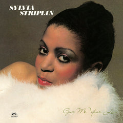 Sylvia Striplin - Give Me Your Love LP