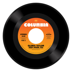 Gloria Taylor - Deep Inside You 7-Inch