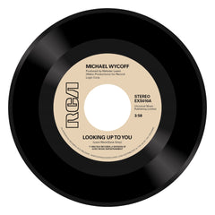 Michael Wycoff - Lookin Up To You 7-Inch