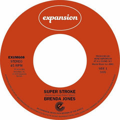 Brenda Jones - Super Stroke 7-Inch